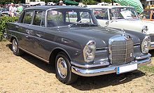 1964 Mercedes-Benz 220S w111 Fintail is listed For sale on ... |Mercedes Benz W111