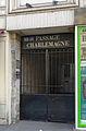 P1200957 Paris IV rue St-Antoine passage Charlemagne rwk.jpg