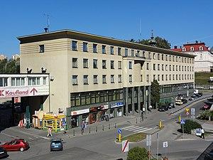 Cieszyn County - County office building in Cieszyn