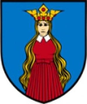 Gmina Borów - Image: POL gmina Borów COA