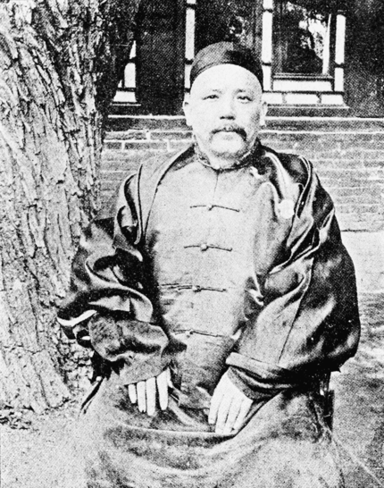 PSM V68 D114 Yuan shih kai viceroy of chihli and chief educational reformist.png