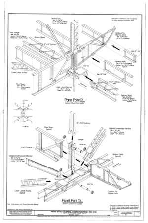 a short history of bridge building in the united states A short history and description   'hill's folly': the building of the stone arch bridge  of the stone arch bridge, march 10, 1887 united states army.