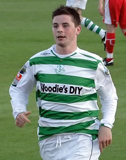 Pádraig Amond Irish footballer