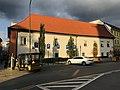 Palace Górków in Krakow, Poland.jpg