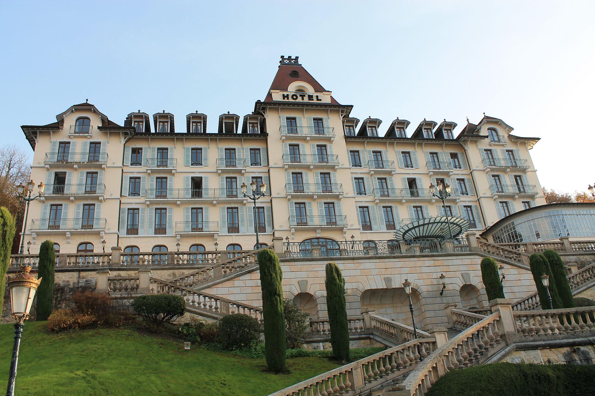 Hotel Des Voyageurs Saint Paulien