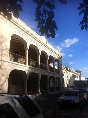 Parque Colon - Image: Palacio Borgella