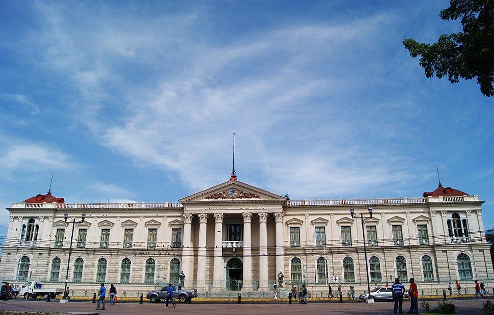 Palacio Nacional El Salvador