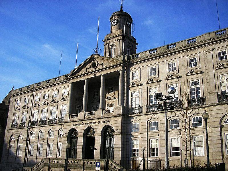 Porto, palácio da Bolsa