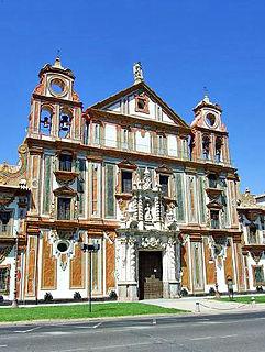 Palacio de la Merced cultural property in Córdoba, Spain