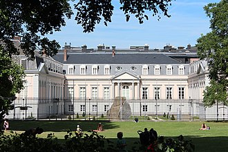 House of Arenberg - Image: Palais d'Egmont Egmontpaleis Brussels 2012 08