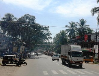 Palakkad district - Palakkad - Malappuram Road