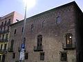 Palau Centelles, al capvespre.jpg