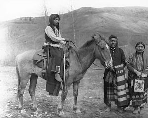 Palus people - Image: Palouse Colville family