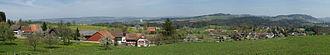 Aadorf - Countryside near Aadorf