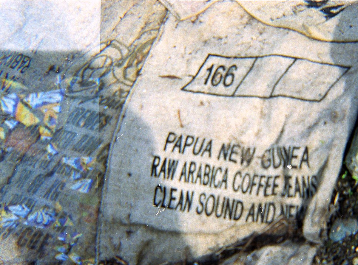Coffee Production In Papua New Guinea Wikipedia Ucc Columbia 20 X Gram