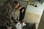 Paratroopers and Iraqi Police Provide Medical Assistance to Sadr City Resid DVIDS38570.jpg