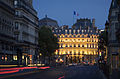 Paris - Avenue de L' Opera and the Hotel Du Louvre - 2845.jpg