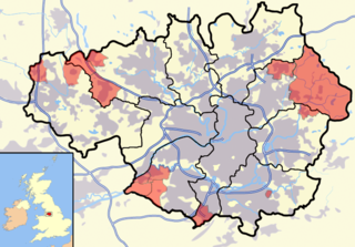 Civil parishes in Greater Manchester Wikimedia list article