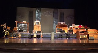 Instruments by Harry Partch