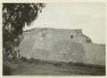 Parti av tempelpyramiden Tenayuca - SMVK - 0307.b.0063.tif
