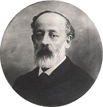 Pasquale Villari - Senator Pasquale Villari