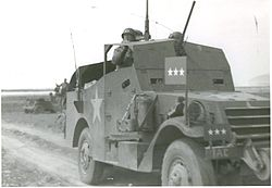 Pattons-M3A1-scout-car-1