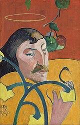 Paul Gauguin: Self-Portrait