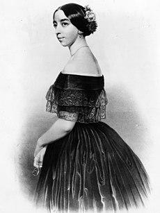 Pauline Viardot French mezzo-soprano and composer
