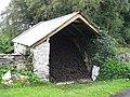 Peat store - geograph.org.uk - 1402088.jpg