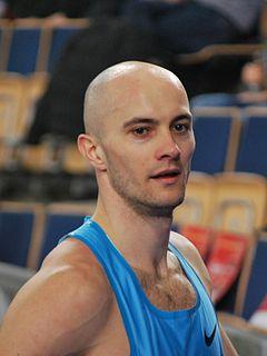 Artur Noga Polish hurdler