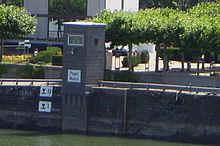 Pegel Rhein Mainz