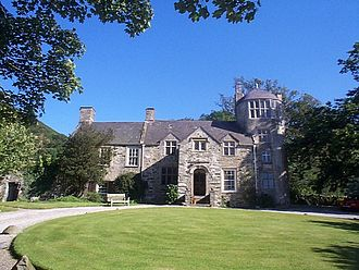 Pen y Bryn - Image: Pen y Bryn Manor