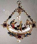 Pendant by Giovanni Battista Scolari (Kremlin exhibition, Moscow 2011).JPG