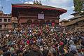 People in Indra Jatra Festival.jpg
