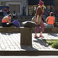 People on the bank of the Canal Saint-Martin, 24 April 2013 002.jpg