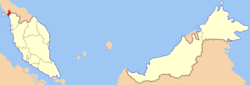 Perlis in    ماليزيا