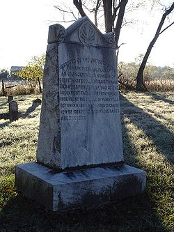 Perryville Confederate marker.jpg