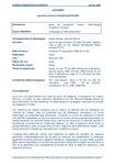 Perte de puissance moteur, atterrissage d'urgence manqué.Cause identifiée colmatage du filtre à.pdf