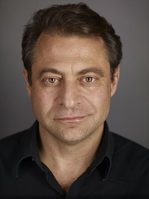 Peter Diamandis - Image: Peter Diamandis Headshot