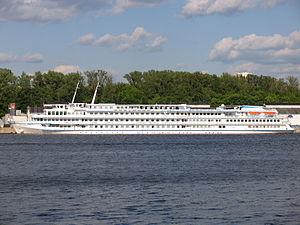 Peter Chaikovsky in North River Port 9-jun-2012.JPG