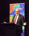 Peter Gluckman speaking in Auckland.png