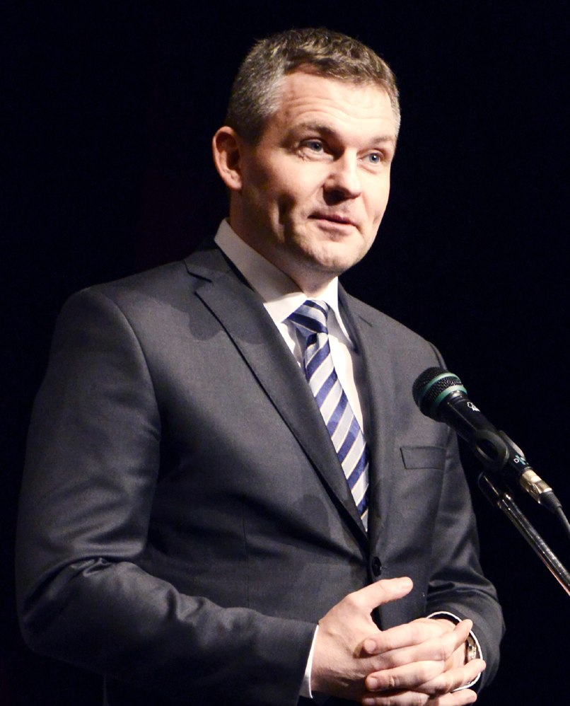 Peter Pellegrini - 2015