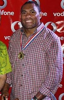 Petero Civoniceva former Australia & Fiji international rugby league footballer