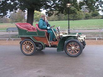 Peugeot Type 63 - Type 63 10 CV 2-cylinders 1904