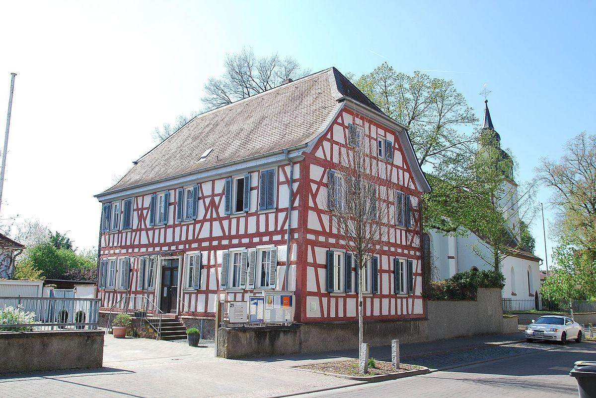 Pfarramt Darmstadt Arheilgen Wikipedia