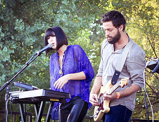 Phantogram (band) American electronic rock duo