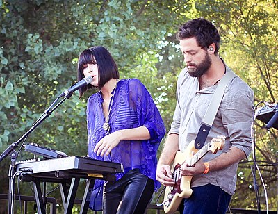 Picture of a band or musician: Phantogram