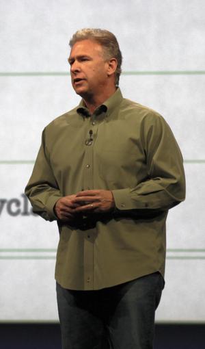 Phil Schiller - Phil Schiller at WWDC 2012