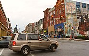 Phoenixville downtown