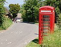Phonebox in Flecknoe - geograph.org.uk - 1329654.jpg